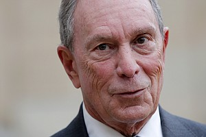 Bloomberg Promises $15 Million To Help Make Up For U.S. Withdrawal From Clima...