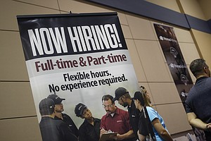 May Jobs Report: 138,000 More On Payrolls; Unemployment Dips Slightly