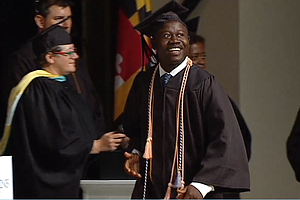 My Improbable Graduation: From A Tiny Village In Ghana To Johns Hopkins