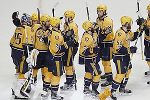 Nashville Preys On The Penguins And Ties Stanley Cup Series 2-2