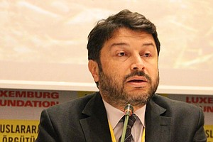 Turkey Detains Chair Of Amnesty International Turkey