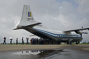 Myanmar Military Plane Carrying More Than 100 People Disappears