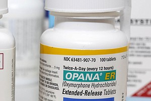 FDA Calls On Drugmaker To Pull A Powerful Opioid Off The ...