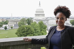 Tracy K. Smith, New U.S. Poet Laureate, Calls Poems Her '...