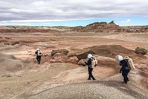 To Prepare For Mars Settlement, Simulated Missions Explore Utah's Desert