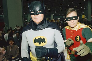 Adam West Saved Batman. And Me.