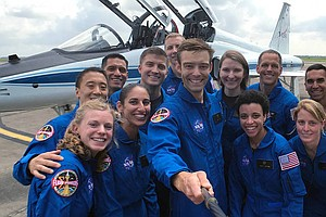 Meet Your Lucky Stars: NASA Announces A New Class Of Astronaut Candidates