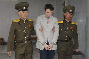American Otto Warmbier Has Been Released From A North Kor...