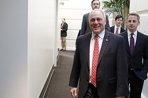 Who Is Rep. Steve Scalise? Republican Majority Whip Shot ...