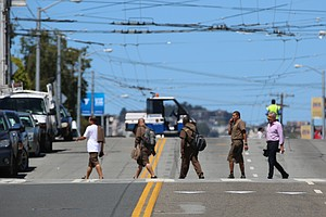At Least 4 Killed, Including Gunman, In Workplace Shooting In San Francisco