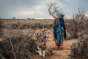Photos Of Somalia: The Drought, The People, The Captured ...