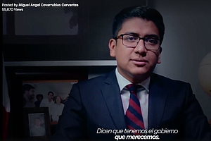 Mexican Politician Channels Frank Underwood, Prompting Snark From Netflix