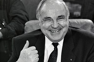 Helmut Kohl, Architect Of Germany's Reunification, Dies A...
