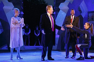 Julius Caesar Production Closes, But Debate Over Art And Politics Likely to R...