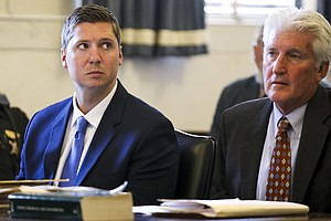 Ray Tensing Police Shooting Case Goes To A Jury, For The ...