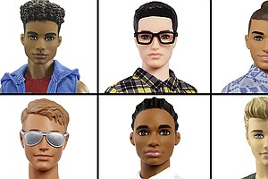 Mattel Introduces New Diverse Ken Dolls; Hopes To Reverse...