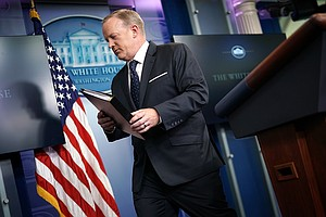 The Daily White House Briefing: 'Must-See TV' With An Uncertain Future