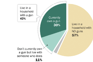 Americans Agree On Some Gun Restrictions, Pew Survey Finds