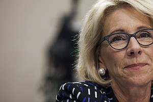 DeVos Appoints CEO Of A Student Loan Company To Head Federal Aid Agency