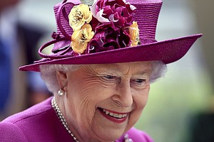 The Queen Gets A Raise And Buckingham Palace Is Poised For An Upgrade