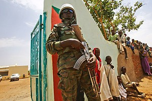 For Sudan, A Looming Deadline On Possible Lifting Of U.S....