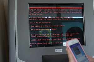 'Petya' Cyberattack Hits Ukraine, And Experts Say It's Spreading Globally