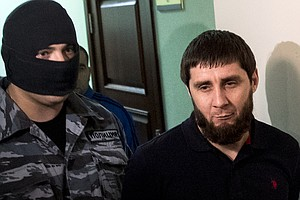 5 Men Convicted In Killing Of Putin Foe Boris Nemtsov