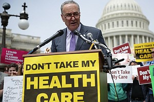 How Democrats Are Fighting The GOP Health Care Bill
