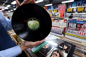 Sony Will Start Making Vinyl Records Again In Japan, After A Nearly 30-Year H...