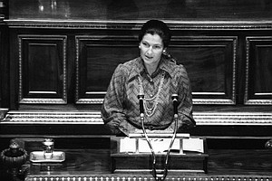 French Politician Simone Veil, Holocaust Survivor And Abortion Pioneer, Dies ...