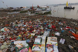 Will Giving The Ganges Human Rights Protect The Polluted River?