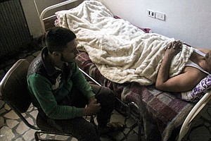 Syrian Civilians Exposed To Sarin In April Attack, Intern...
