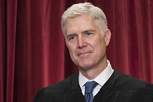 Justice Neil Gorsuch Votes 100 Percent Of The Time With M...
