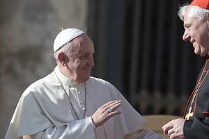 Pope Francis Replaces Conservative Top Theologian