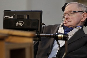 Stephen Hawking: Trump Pushing Earth's Climate 'Over The ...
