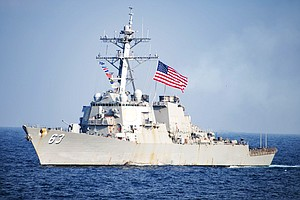China Calls U.S. Destroyer In South China Sea A 'Provocation'