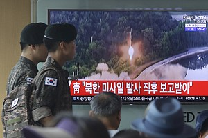 North Korea Claims It Successfully Tested A Missile That Could Reach West Coast