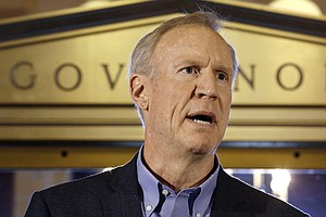 Illinois Governor Vetoes Budget Deal; Legislators Begin Override