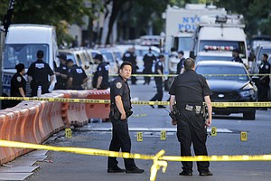 New York Police Officer Killed In 'Unprovoked Attack' On ...