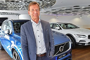 All New Volvo Models Will Be Electric Or Hybrid Starting ...