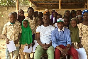 They Quit Their Office Jobs To Teach Kids In A Camp For D...