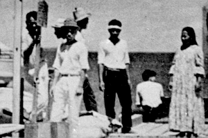 Does A Newly Discovered Photo Show Amelia Earhart Survived A Crash Landing?
