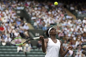 Police Take Second Look At Venus Williams' Car Accident With New Footage