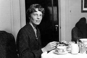 Amelia Earhart's Travel Menu Relied On Three Rules And People's Generosity