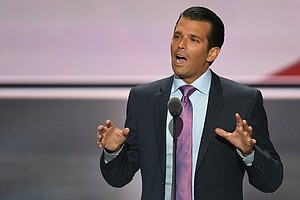 The Question Hanging Over Washington: Did Donald Trump Jr. Break The Law?