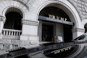 Trump Hotels Again The Target Of Hackers Seeking Credit Card Data