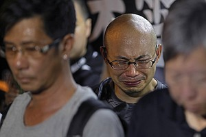 Tears And Anger: World Responds To Death Of Chinese Dissident