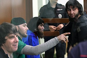 Killer Of Putin Critic Boris Nemtsov Is Sentenced To 20 Y...