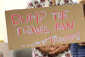 Hawaii Judge Exempts Grandparents And Other Relatives From Trump Travel Ban