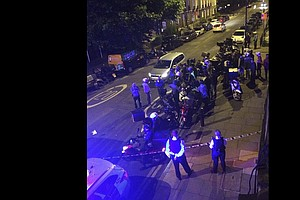5 Injured In Series Of Acid Attacks In London